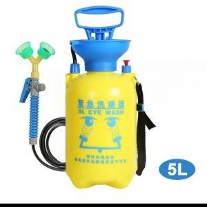 Jual Eyewash Eye Wash Portable Carry 5 liter Cuci Mata